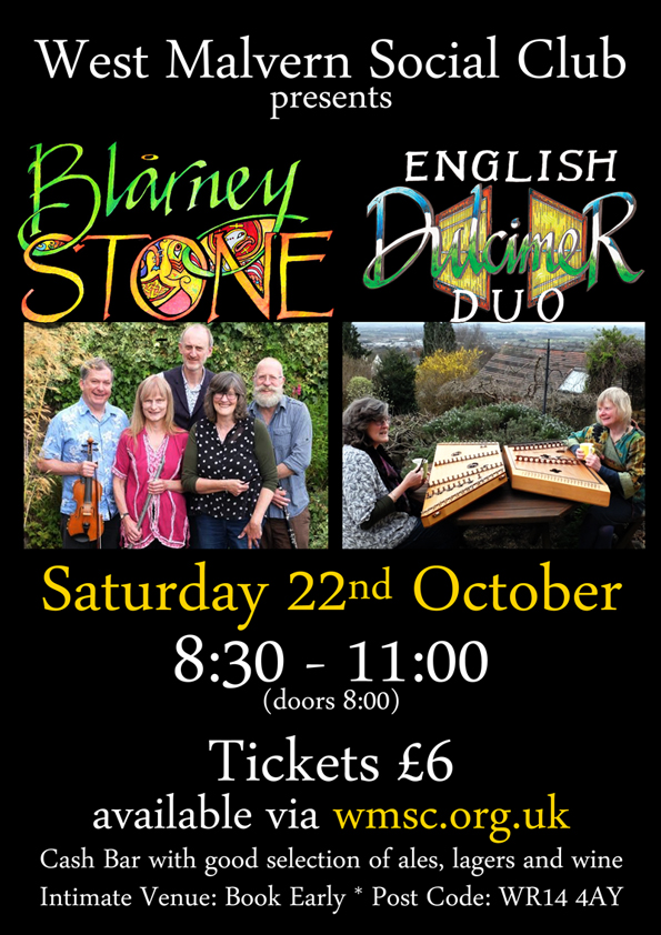 Blarney Stone with English Dulcimer Duo