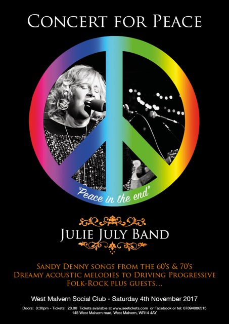 Julie July Band