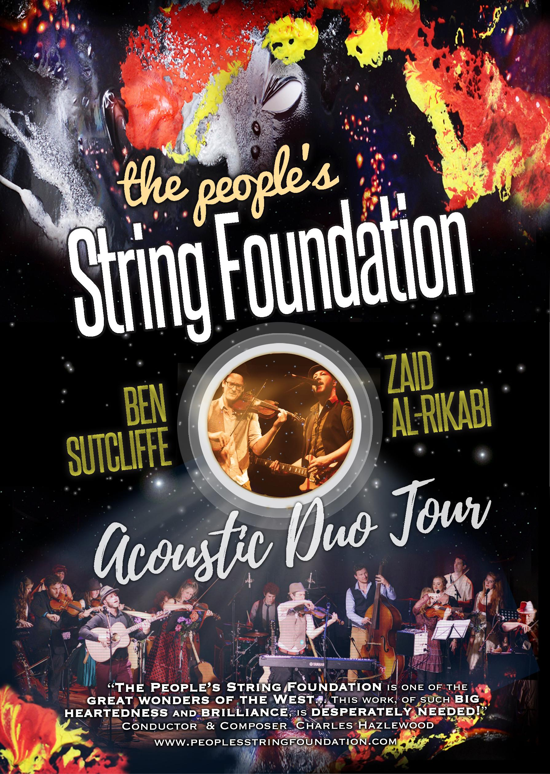 The Peoples String Foundation
