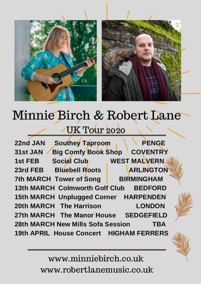 Minnie Birch tour